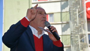 CHP'li İnce: Seçimler Halkın Çocuklarıyla Saraylılar Arasında Olacak