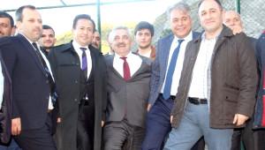 Dr. Şadi Yazıcı, Kastamonu'ya Geldi