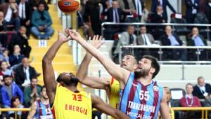 Eurochallenge'de Trabzonspor Mp Finalde