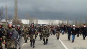 Hes Protestocularına 25 Yıl Hapis Talebi