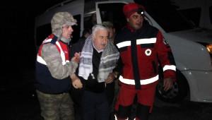 Tipiye Yakalanan 97 Turist Donmaktan Son Anda Kurtarıldı