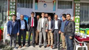 Türk Eğitim-sen Üyeleri Yemekte Buluştu