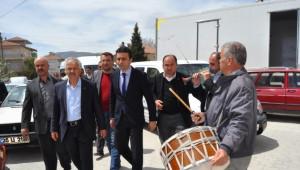 AK Parti Milletvekili Adayı Mustafa Köse'nin Korkuteli Seçim Çalışmaları