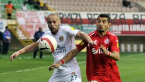 Albimo Alanyaspor: 0 – Antalyaspor: 0