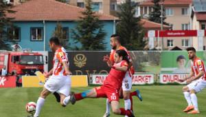 Boluspor-Adanaspor Fotoğrafları