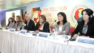 İpekyolu'nun Kadın Yolcuları Konya'da Buluştu