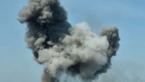Ukrayna Ordusu Kırım Yakınlarında Tatbikat Yaptı