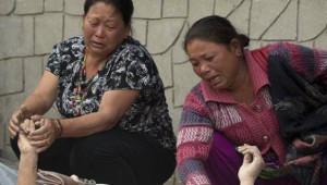 Nepal'den Kan Donduran Görüntüler