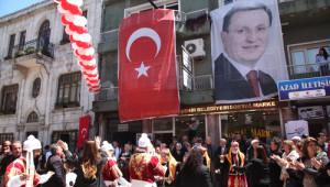 Hatay Büyükşehir Belediyesi Tarafından Kurulan Sosyal Marketin 4.sü Açıldı