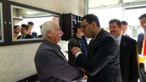 AK Parti'nin Engelli Milletvekili Adayı Serkan Bayram İha'ya Konuştu