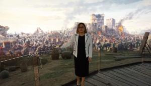 Fatma Şahin'den, Gaziantep Savunması Panorama Müzesi Hazırlıkları