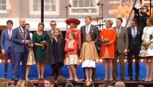 Hollanda'da 'Kral Günü' Kutlamaları Bu Yıl Ülkesel Çapta Çok Renkli Geçti
