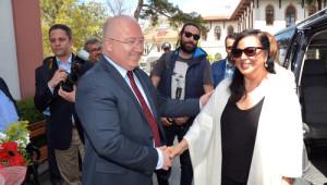 Türkan Şoray Nikah Şahitliği Yaptı