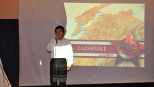 Ayvalık İmam Hatip Ortaokulu'ndan Anlamlı Konferans