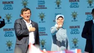 Başbakan Davutoğlu Artvin'de