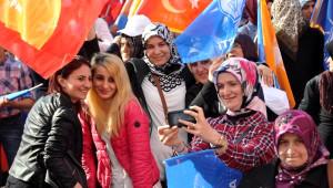 Başbakan Davutoğlu: Mazlumları Zalimlere Teslim Etmek Türklüğe Yakışmaz (2)