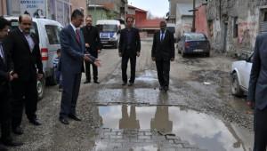 MHP Milletvekili Adayları Pasinler'de…
