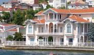 Türkiye'nin En Pahalı Yalısının İçi Görüntülendi