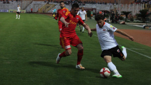 Adanaspor: 0 - Kayserispor: 0