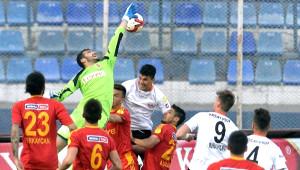 Adanaspor - Kayserispor Maçı Fotoğrafları