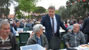Başkan Çerçi Hafsa Sultanlılarla Buluştu