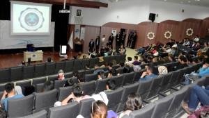 Başkan Toru Turizm Fakültesi Öğrencileriyle Bir Araya Geldi