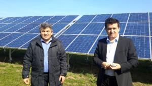 Bursa'da Bir İlk! Bu İlçe Kendi Elektriğini Üretecek