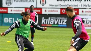 Beşiktaş'ta Trabzonspor Maçı Hazırlıkları Sürüyor