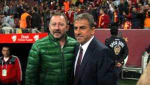 Galatasaray: 2 - Medicana Sivasspor: 1 (İlk Yarı)