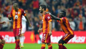 Galatasaray: 4 - Medicana Sivasspor: 1