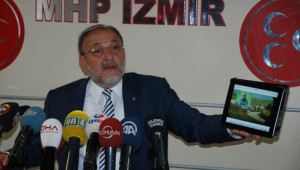 MHP'li Vural: Devleti PKK ile Masaya Oturtan Sen Değil Misin?