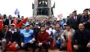 1 Mayıs Emek ve Dayanışma Bayramı'ndan Olay Görüntüler