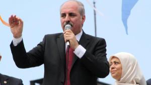 Ak Partili Kurtulmuş'tan Demirtaş'a 'Sivil İtaatsizlik' Tepkisi (2)