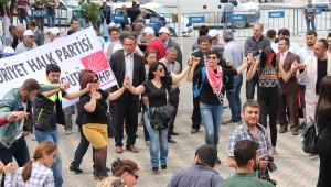 Amasya, Sinop, Çorum'da 1 Mayıs Coşkuyla Kutlandı