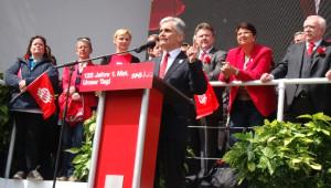 Avusturya'da 1 Mayıs Kutlamaları