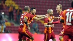 Kupada Sivasspor'u 4-1'le Geçen Galatasaray Lige Döndü