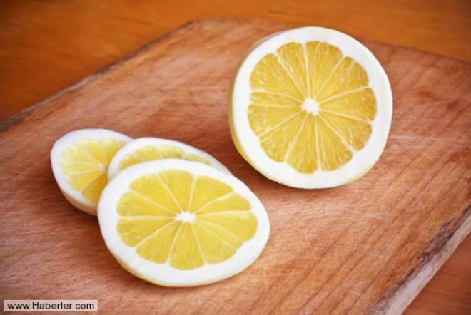 Limon Kabuğunun Bilinmeyen Faydaları