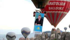 Nazarbayev'in Kazakistan'da Yeniden Cumhurbaşkanı Seçilmesi
