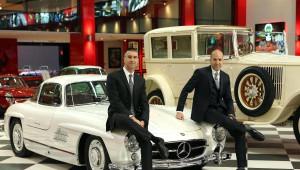 Özgörkeyler'den Klasik Otomobil Müzesi
