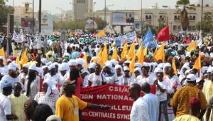 Senegal'de 1 Mayıs Coşkuyla Kutlandı