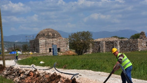 Tarihi Miras Suya Kavuştu