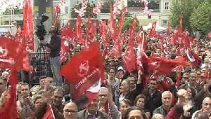 Vatan Partisi'nden Bakırköy'de 1 Mayıs Mitingi