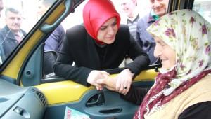 AK Parti Trabzon Milletvekili Adayı Köseoğlu, Seçim Gezilerini Dernekpazarı ve Çaykara'da Sürdürdü