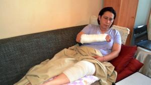 İşçi Bayramında Yaralanan Hemşireden Suç Duyurusu