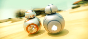 Eğer Star Wars'un Bb-8 Robotunu Apple Yapsaydı