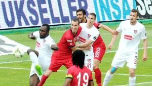 Gaziantepspor-Gençlerbirliği: 0-3
