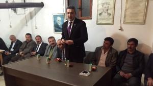 MHP Tosya'da Seçim Çalışmalarına Hız Verdi