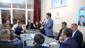 AK Parti Milletvekili Yılmaz Tunç Açıklaması