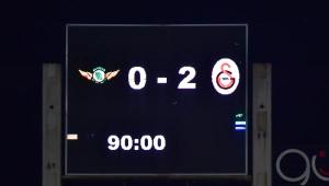 Akhisar Belediyespor - Galatasaray Ek Fotoğrafları