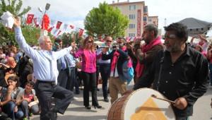 Bursa'da Kibariyeli Hıdırellez Kutlaması
